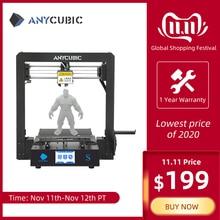 Anycubic 3D מדפסת שדרוג מגה S 3d הדפסת ערכות בתוספת גודל מלא מתכת מגע מסך 3d מדפסת מגה S 3D דרוקר Impresora 3d