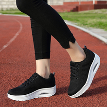 Визуально увеличивающая рост обувь; женские кроссовки на танкетке; дышащая Спортивная обувь; Scarpe; для фитнеса; Donna; летняя обувь для танцев