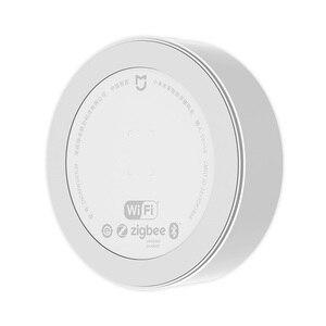 Image 5 - Oryginalny Xiao mi mi jia mi inteligentny dom Hub Zigbee 3.0 2.0 Bluetooth 5.0 Mesh 100 Sub zestaw wifi pozostają automatyzacja bez internetu