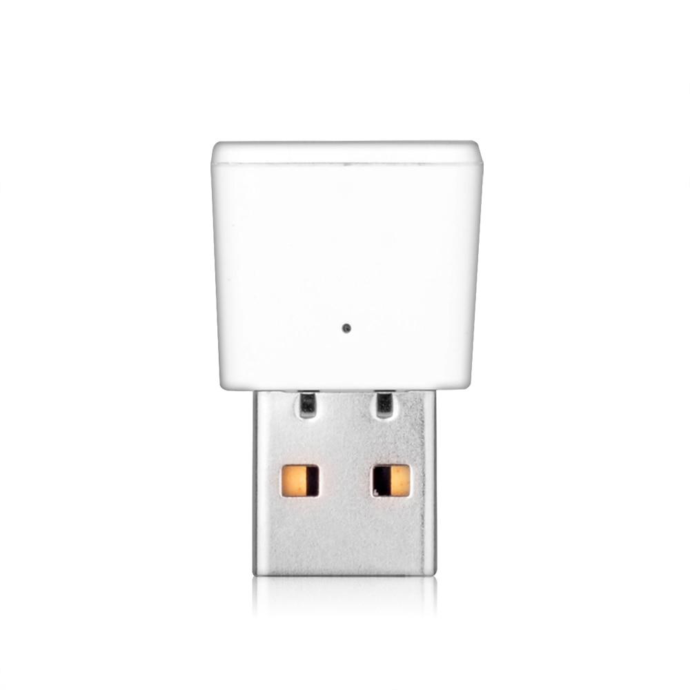 Lonsonho Tuya Zigbee Signal Repeater USB Zigbee Hub Signal Expand 20-30M Smart Home Automation Module 2