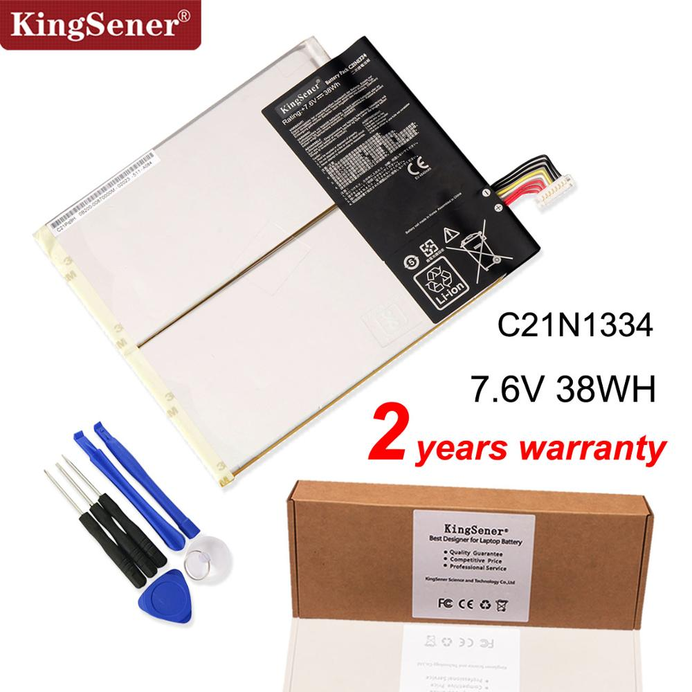Kingsener C21N1334 Laptop Battery For ASUS Transformer Book T200TA T200T T200 1A 1K 200TA-C1-BL Tablet PC 7.6V 38WH