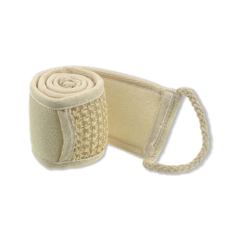 Bath Back Scrubber Soap Sponge Washer Towel Exfoliating Brush Spa Scrub Bath Set Health Skin Care Bathing Tool