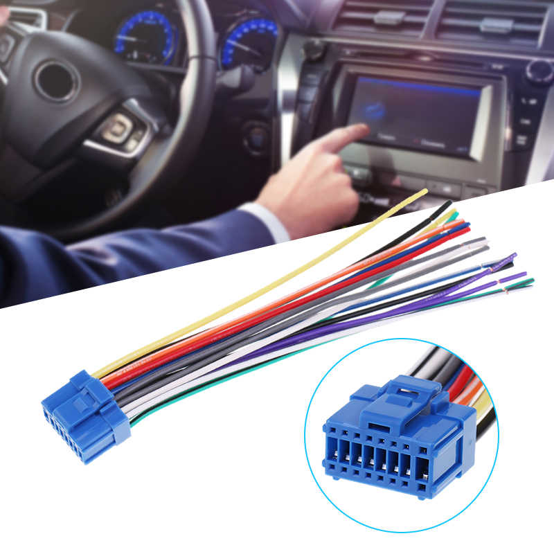 Car Radio Stereo Wire Harness Cable Plug for Pioneer 2350 ... on pioneer avh-p7500dvd, pioneer connector pin chart, pioneer xr-p760f, pioneer avh-p5700dvd, pioneer avic-z2, pioneer avic-z1, pioneer avh-p5000dvd, pioneer stereo multimedia, pioneer avic-z130bt, pioneer avic-n2, pioneer avic logo, pioneer dvh-p5000mp, pioneer double din navigation, pioneer avic-d3, pioneer deh-p960mp, pioneer deh-p4800mp, pioneer avic-d1,