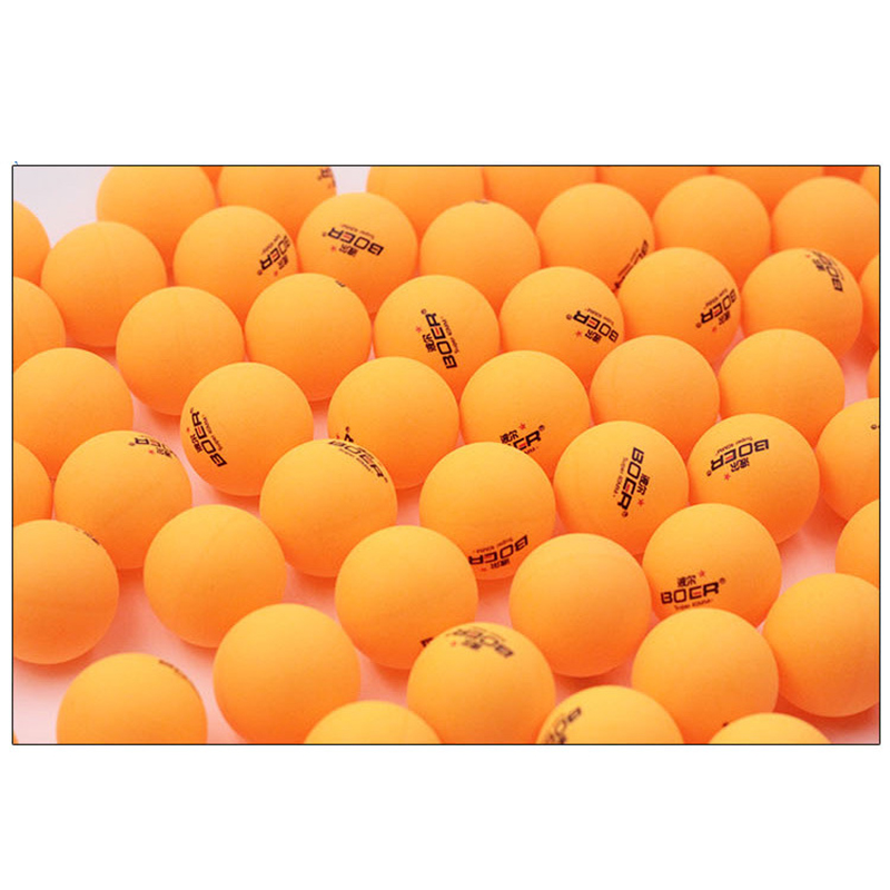 150pcs/pack One Star Professional 40mm 2.8g Table Tennis Ping pong Ball White Orange Amateur Advanced Daily Training Balls