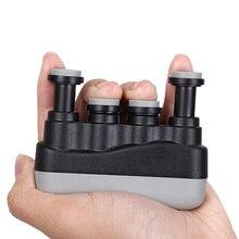Hand Grip Finger Trainer Strengthener Adjustable Power Training Home Fi