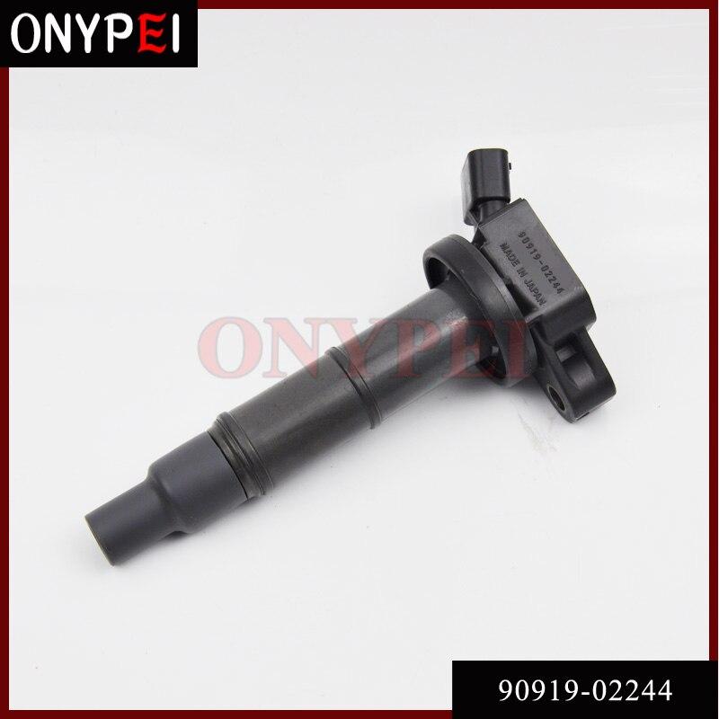 점화 코일 90919-02244 UF333 For Toyota Camry RAV4 Lexus Scion 2.4L 90919-02266 90919-02243