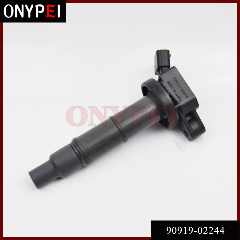 Cewka zapłonowa 90919-02244 UF333 dla Toyota Camry RAV4 Lexus Scion 2.4L 90919-02266 90919-02243