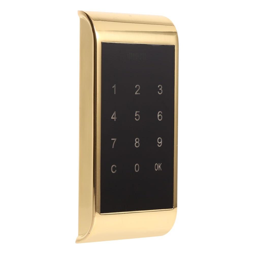 Electronic Touch Keypad Password Lock 3
