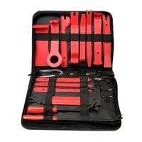 30pcs Car Trim Removal Tools Kit Car Audio Removal No Deformation Disassembly Tools Set JA55