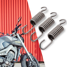 3 Pcs Centrifugal Clutch Spring Alloy Centrifugal Clutch For 49CC Mini Moto Dirt Bike ATV Quad 1.65 Inch Clutch Spring 2019 New цены