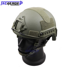 Combat-Helmet Military Tactical Bullet-Proof Fast-Level 100%Aramid IIIA Advanced in