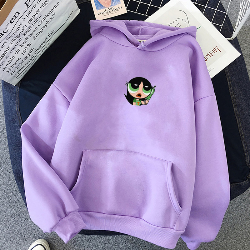 oversized Sweatshirt spring Streetwear Printing Hoodies Pullovers 2020 Fashion Harajuku Winter Hoodie Women Loose Korean Style 21