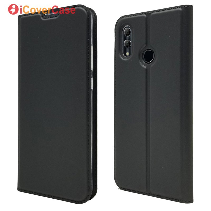 Flip Cover For Huawei <font><b>Honor</b></font> 10 Lite <font><b>Magnetic</b></font> <font><b>Case</b></font> Wallet Leather Phone Accessory <font><b>Honor</b></font> 7X 8 <font><b>8X</b></font> 9 9X pro 20 V10 Play Book Coque image