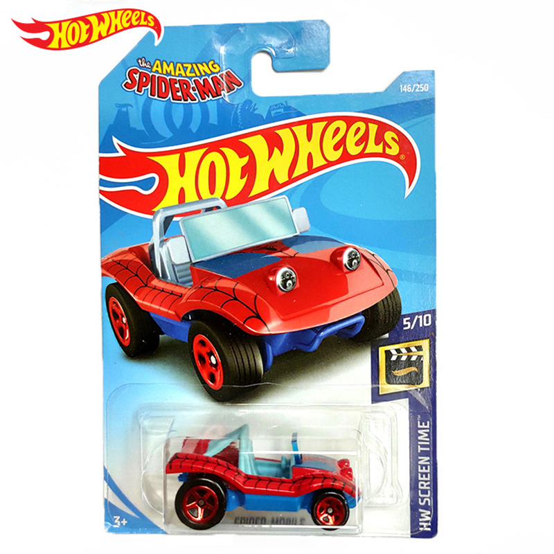1Pcs Hot Wheels 1/64 Original Metal Mini Car Model Boy Diecast 1:64 Car Diecast Brinquedos Toys For Children Gifts Oyuncak Araba