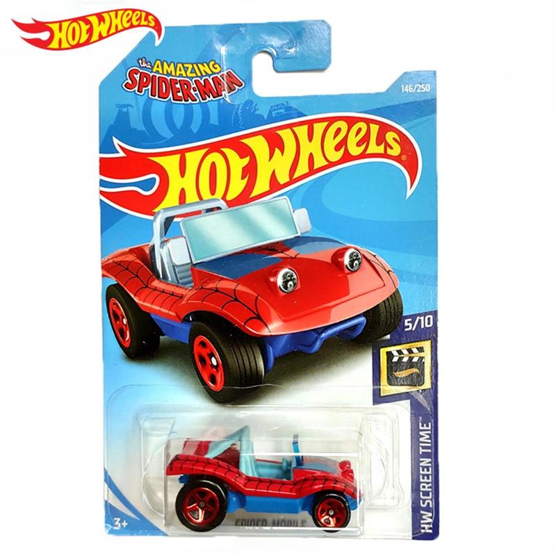 1Pcs Hot Wheels 1/64 Original Metal Mini Car Model Boy Diecast 1:64 Car Diecast Brinquedos Toys For Children Gifts Oyuncak Araba