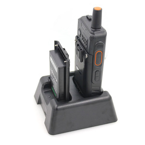 Image 2 - Charger Desktop fit for Anysecu 4G Network radio 7s+ Zello 4G F40 POC radio charger station