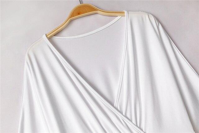 Купить женская туника с коротким рукавом и v образным вырезом большого картинки цена