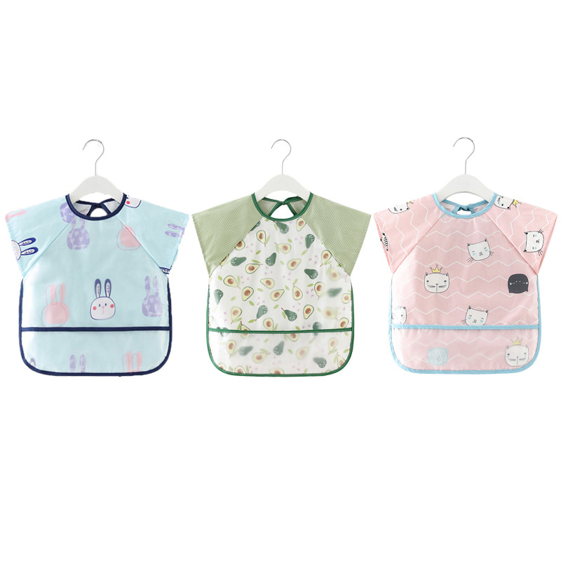 Animal Bandana Bibs Hem Saliva Towel Feeding Bib Cloths Apron one