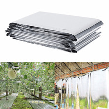 Light-Accessories Mylar-Film Greenhouse Hydroponic Plant Reflective Grow Reflectance-Coating-Plant-Covers