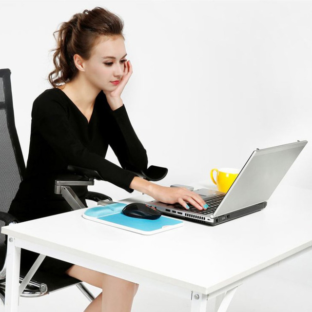 Adjustable Arm Rest Wrist Support Ergonomic  for Office