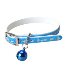 Cat Collar Adjustable Kitten Collar with Bell for Puppy Dogs,Pet Collar, Kitten Cats and Other Small Pets pet collar reflective pet bell collar adjustable size suitable for cats and small dogs pet supplies glow in the dark wholesale