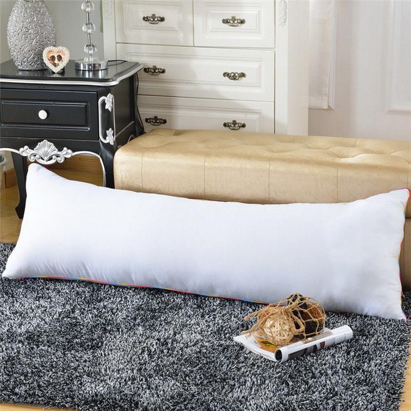 39 подушек 150*50 см/60*170 см/40*60 см/34*100 см, длинная подушка из аниме дакимакура, внутренняя подушка для тела, Белая Подушка для сна Подушки на кровать      АлиЭкспресс