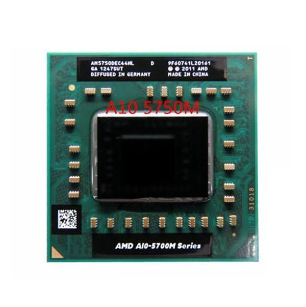 Оригинальный мобильный телефон для ноутбука A10, 5750M, стандартная розетка FS1, процессор 4M кэш/2,5 ГГц/четырехъядерный процессор для ноутбука GM45/...