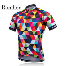 2020 Roupa Cycling Jersey Mtb Bicycle Clothing Bike Wear Clothes Short Maillot Roupa Ropa De Ciclismo Hombre Verano Bike Jersey