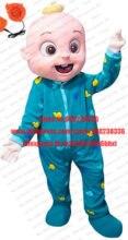 Ücretsiz fanlar noel Cocomelon erkek bebek maskot kostüm karakter Cosplay parti olay yetişkin çocuklar açık bir İş pazarı
