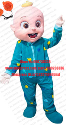 FREE FANS Chrismas Cocomelon Baby Boy Mascot Costume Character Cosplay Party Event Adult Kids Open A Business Marketplace
