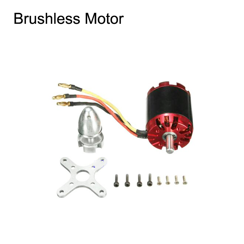 1PCS <font><b>Brushless</b></font> <font><b>Motor</b></font> <font><b>270KV</b></font>/320KV High Power Electric Machine Aerial Model For N5065 FPV Racing RC Drone Quadcopter Spare Parts image
