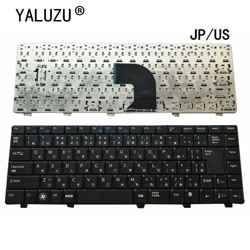 US/JP Laptop Keyboard For <font><b>Dell</b></font> Vostro 3300 3400 v3300 v3400 <font><b>3500</b></font> V3500 P10G image