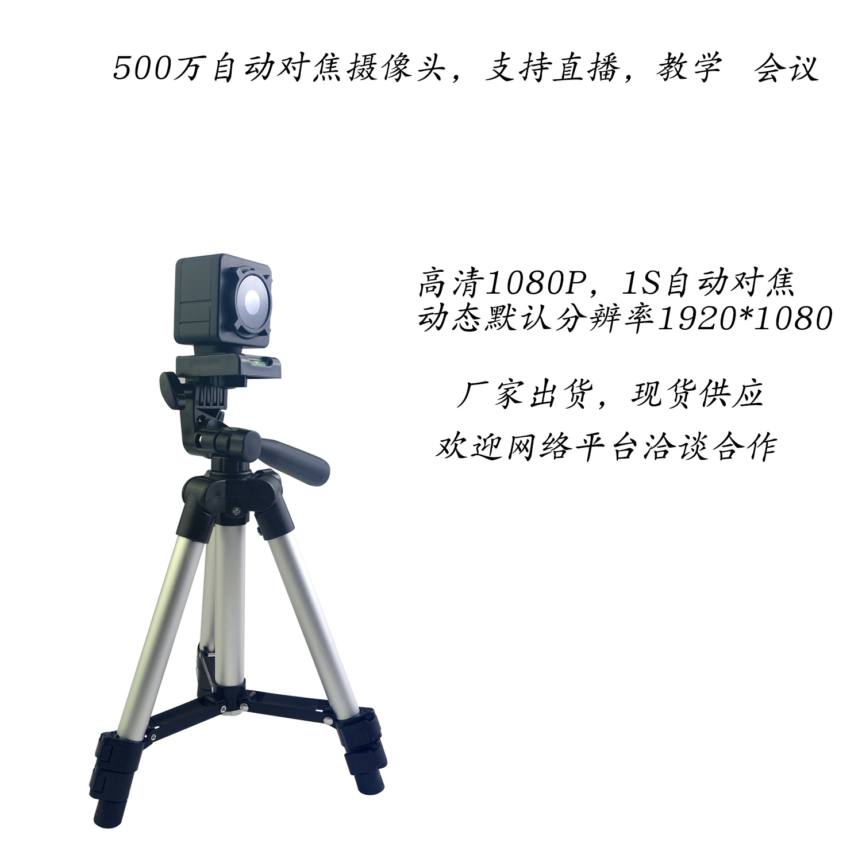Ordinateur caméra fabricants bureau conférence en direct vidéo enseignement 720 P/1080 P Autofocus Webcam