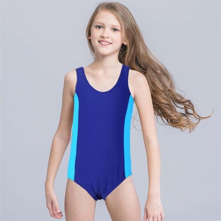 Детский европейский и американский цельный удобный хлопковый купальный костюм, женский спортивный костюм для серфинга с пузырьками