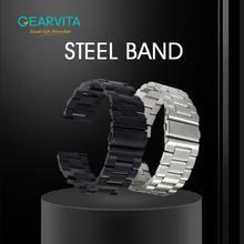 Ремешок стальной для наручных часов Часовые аксессуары браслет