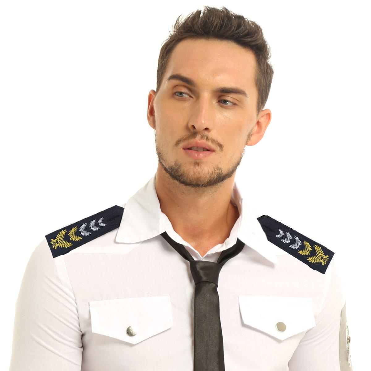 Sold as Pairs Security Workwear Bouncer Shoulder Epaulette Epaulettes Uniform