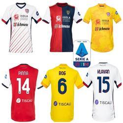 20 21 Cagliari Calcio soccer jerseys home away JOAO PEDRO NAINGGOLAN PAVOLETTI 2020 2021 NANDEZ Pellegrini maglie da football
