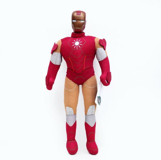 Marvel Avengers Plush Toys: Captain America, Iron Man, Thor, Spiderman and Hulk 17inches 3