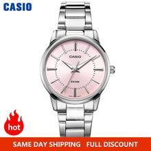 Часы женские Casio наручные часы Set top brand люкс Водонепроницаемые кварцевые наручные часы Светящиеся женские часы Спортивные часы женские relogio ...