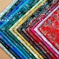 Жаккардовая ткань для одежды с узором из парчи, атласная дизайнерская Ткань для шитья в стиле Ципао, лоскутное шитье