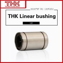 Novo original thk linear bucha lm lm5 lm5uu rolamento linear