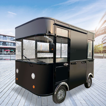 Hot Dog Cart z frytownicą Food Street Vending Kiosk wino chiny Noodle Mobile Philippine Dining Cart tanie i dobre opinie GISAEV CN (pochodzenie) TRAILER Food Truck 800kg 1 9inch Summer 3000kg 2 2inch 3inch stainless steel Electric Food Cart