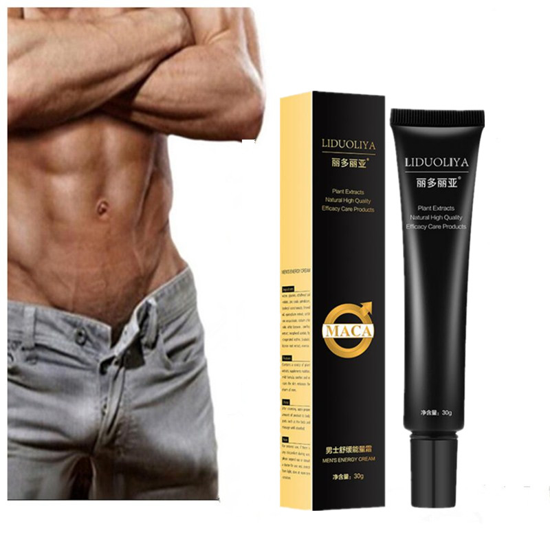 Natural 30ml Male Enhancement Cream Penis Bigger Thicker Extend Penis  Massage Cream Long Lasting Sex Products For Adults Men