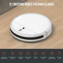 Xiaomi Mijia 1C 2 in 1 Smart Vacuum Cleaner 2500Pa 2400mAH Sweeping Mopping Sterilize Auto Dust With APP Remote Control For Home