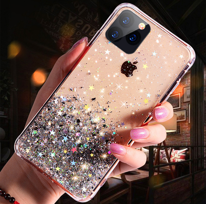 Luxury Bling Case for iPhone SE (2020) 24
