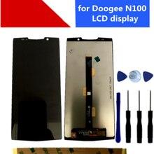 Для Doogee N100 ЖК-дисплей дисплей + кодирующий преобразователь сенсорного экрана в сборе с инструментами