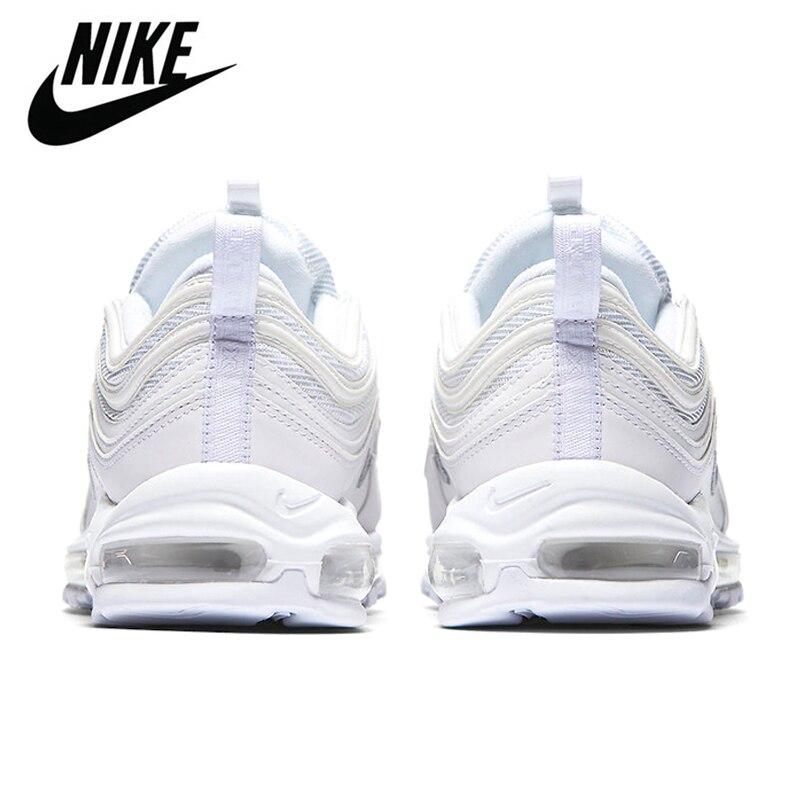 Original Authentic Air Max 97 Undefeaded Triple Black Men Women Worldwide Sports White Unisex Basketball Shoes Size 36-45