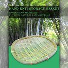 Bamboo Oval Shaped F...