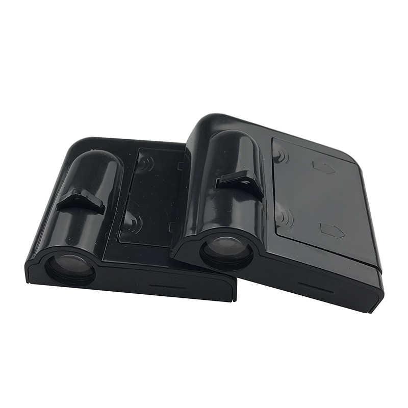 1PCS Senza Fili Led di Benvenuto del Laser Porta Proiettore Luce di Marchio Dell'ombra Auto-styling per Lada Kia Suzuki Dodge audi Auto Accessori