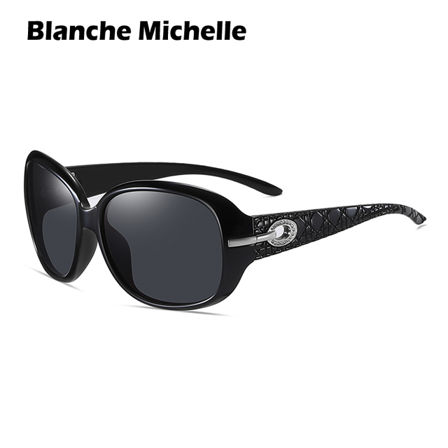 Женские солнцезащитные очки с антибликовым покрытием